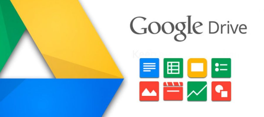 Instructions for Google Drive